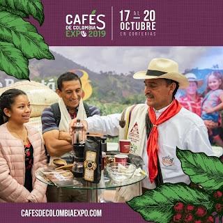 Feria Cafés de Colombia EXPO Bogotá 2019 Corferias