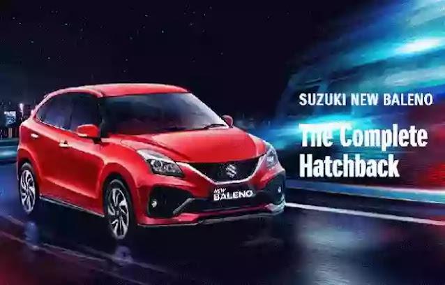 """Berikut 7 fitur terbaru Suzuki New Baleno yang menambah kesan sebagai mobil yang """"The Complete Hatchback"""" di kelasnya."""