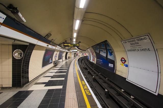 Undreground-Londra