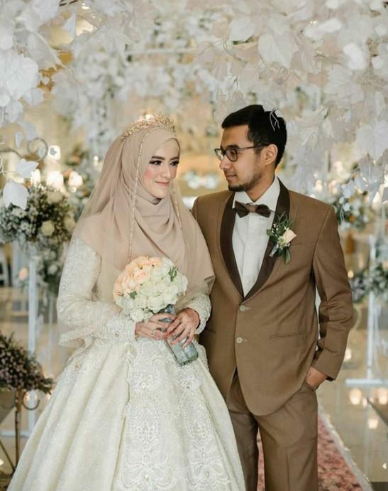 Model Pengantin Hijab Syar I