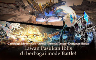 Devilian MOD v1.0.6.36852  APK + Data Cheat Unlimited Money Terbaru 2016 4