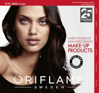 download Oriflame catalog October 2020 in pdf