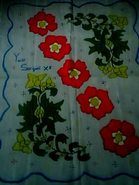 Galleryku Batik Lukis Karya Siswa