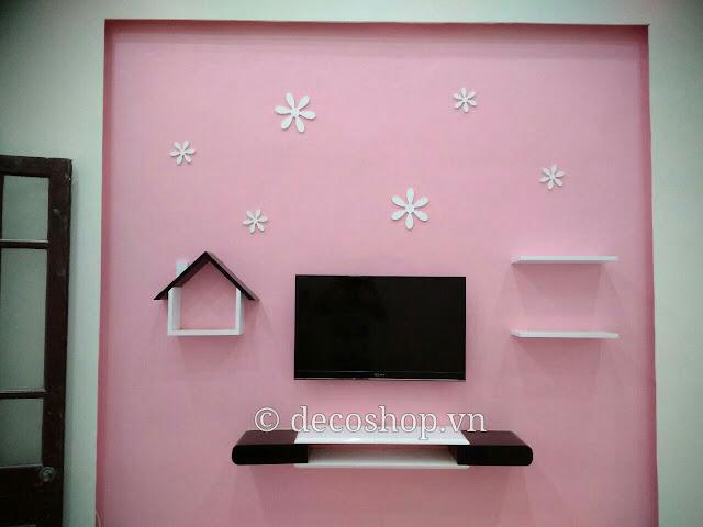 Kệ tv treo tường Deco TV66