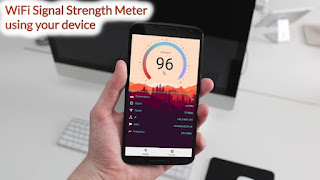 WiFi Signal Strength Meter Pro (no Ads) v1.5 Apk