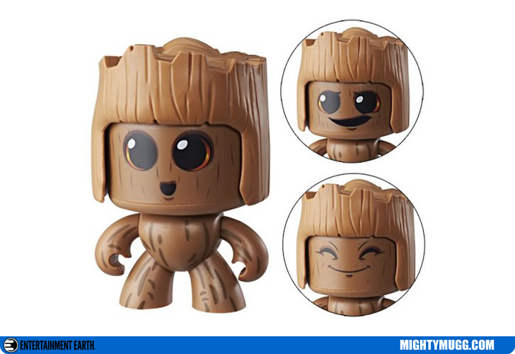 Groot Marvel Guardians of the Galaxy Mighty Muggs Wave 1 2018