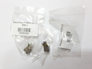 Sparepart Kamera Belakang Blackview P10000 Pro New Original Rear Camera Part
