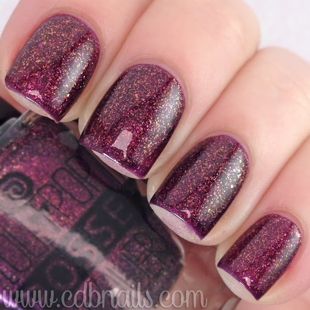 Lollipop Posse Lacquer-I'm the Party Pooper
