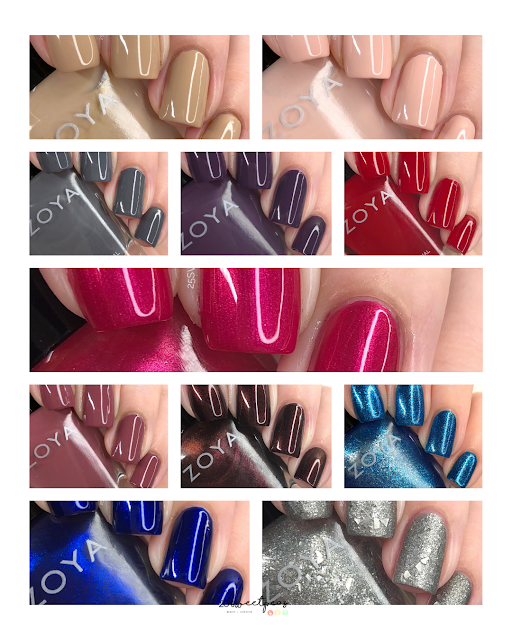 Zoya Twinkling | Holiday 2019 Collection