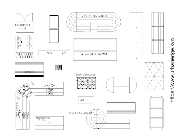 Store and Supermarket supplies cad blocks download, 15+ Shopping Store cad block
