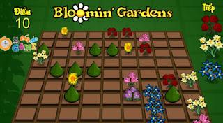 Chơi game nghệ nhân trồng hoa hay