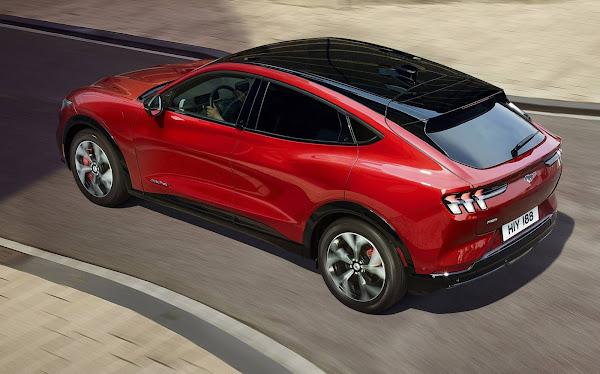 Ford lança Mustang Mach-E, mas só chega às ruas em 2021