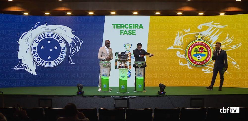 Juazeirense vai pegar o Cruzeiro na terceira fase da Copa do Brasil - Portal Spy Notícias de Juazeiro e Petrolina