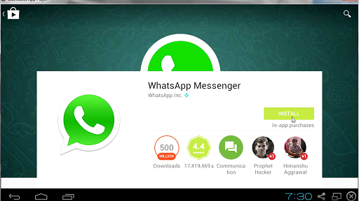 Download whatsapp for pc/laptop windows 10/8/7 for free youtube.