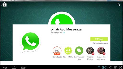 whatsapp for desktop windows 7 free download