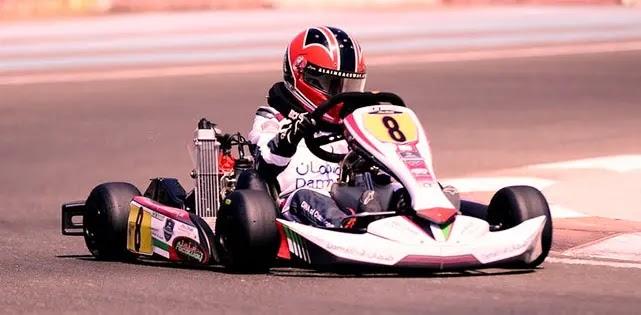 كارتينغ مركز الأردن للسرعة ( Karting  Jordan Speed Center )