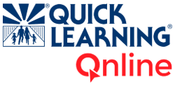 logo online quicklearning