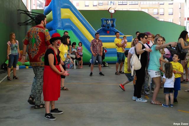 Fiesta del colegio Zuazo