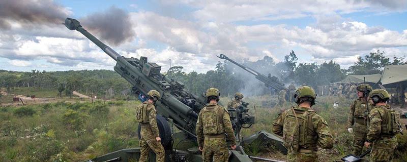 Питання щодо концепції створення артилерійського дивізіону безпосередньої підтримки