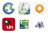 Приложения-навигаторы на Android для дикой природы