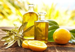 فوائد زيت الليمون للشعر الجاف