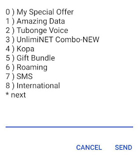 Airtel Amazing Data bundles