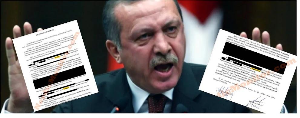 Τούρκοι διπλωμάτες κατασκοπεύουν επικριτές Ερντογάν σε Γερμανία, Ελλάδα και Ελβετία…!