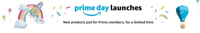 AMAZON PRIME DAY 2 DAYS ONLY 15th & 16th JULY