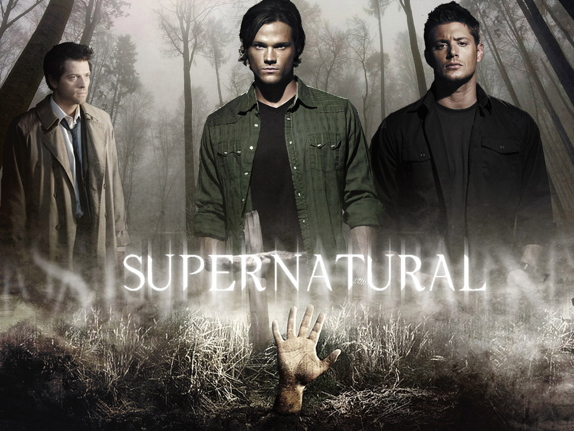 #TOP3: As séries que eu amo - Supernatural