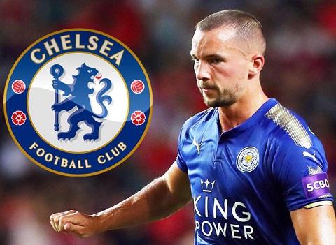 Danny Drinkwater là bản hợp đồng thứ 6 của Chelsea trong mùa giải này