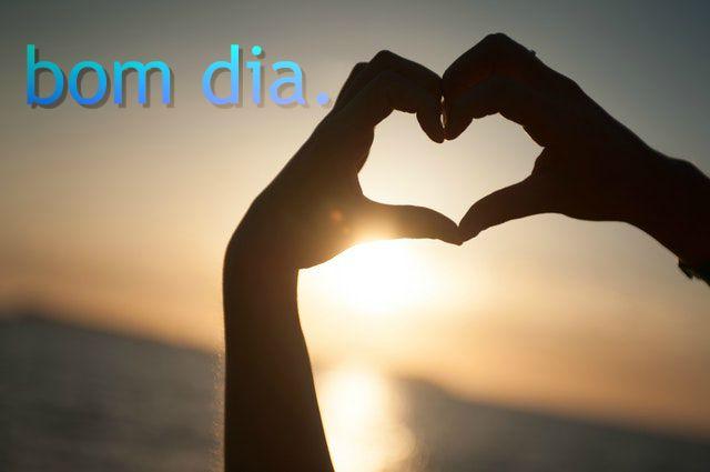 bom Dia meu AMOR | bom dia mensagem para namorada