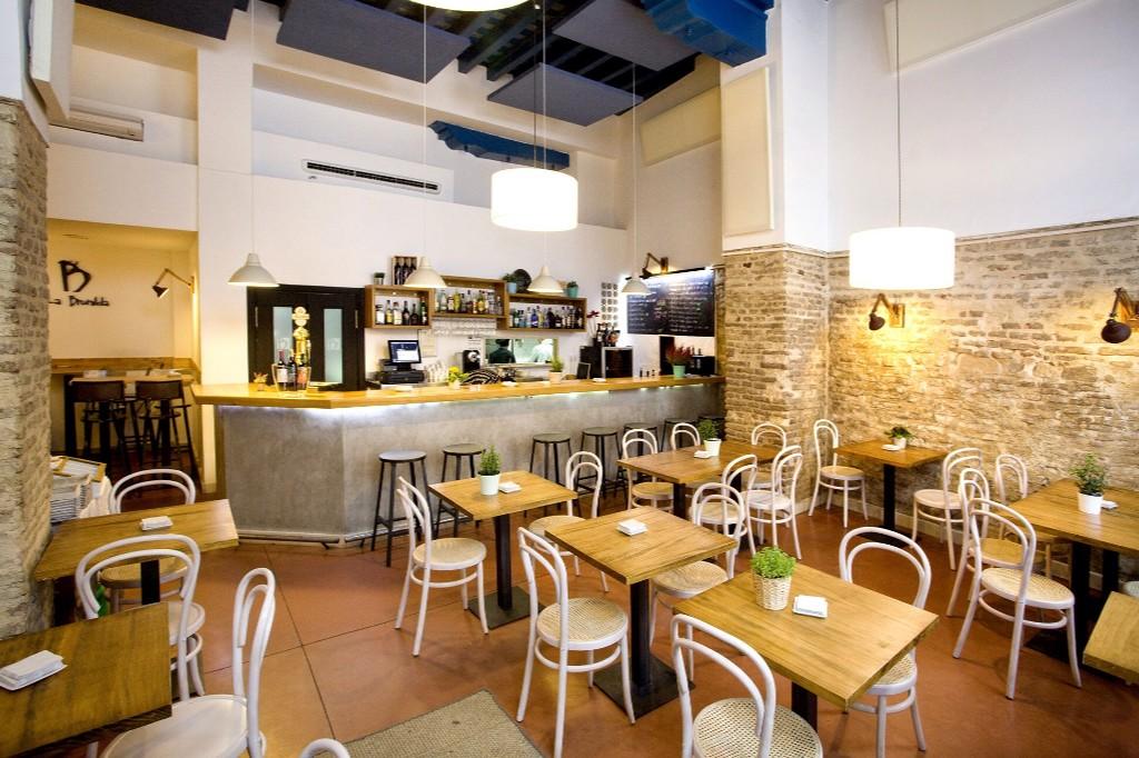 105424 - La Brunilda - 精緻平價的西班牙 TAPAS,想省荷包又想吃道地的西班牙口味,吃這就對了!