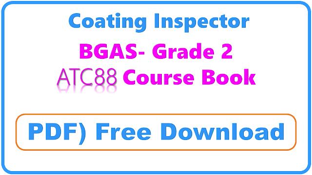 Bgas grade 1 ATC88 course Book