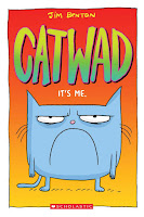 catwad: it's me. by jim benton cover
