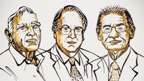 Nobel de Química concedido a creadores de las baterías de litio