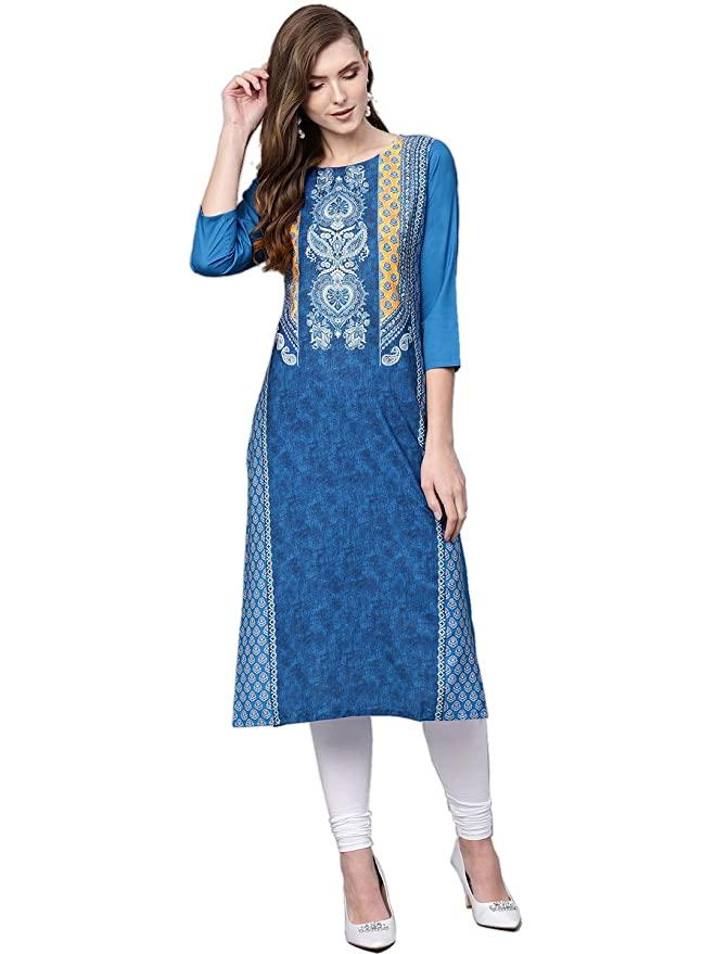Rakshabandhan special kurti under 272/- only you must buy.Amazon2020.