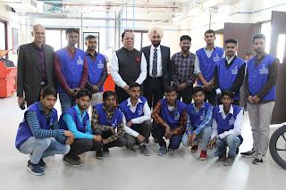 Bhartiya Skill Development University-Hero MotoCorp to Assist Trainees in Two-Wheeler Technologies