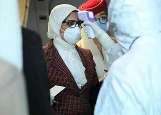 عاجل | تعرف علي عدد الاصابات والوفيات بفيروس كورونا في مصر اليوم الاحد 5-4-2020 جميع المحافظات