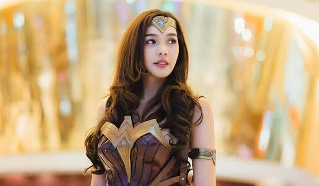 Fakta Cosplayer Wonder Woman Asal Thailand Ini akan Mengejutkanmu