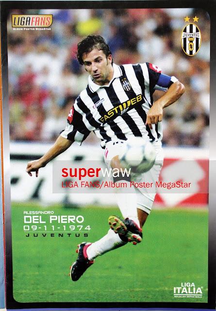 Poster Del Piero
