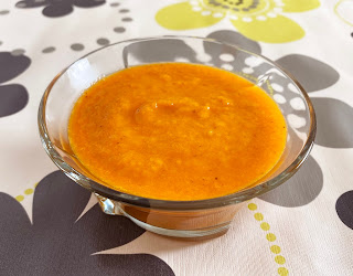 Salsa de tomate en Crock Pot