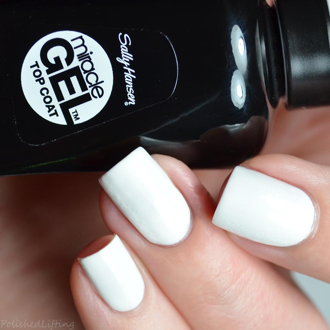 Polished Lifting: Sally Hansen Miracle Gel System