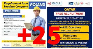 Abroad Vacancies Assignment Jan06