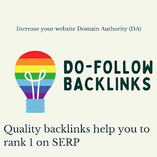 what are backlinks backlinks do-follow backlinks no-follow backlinks