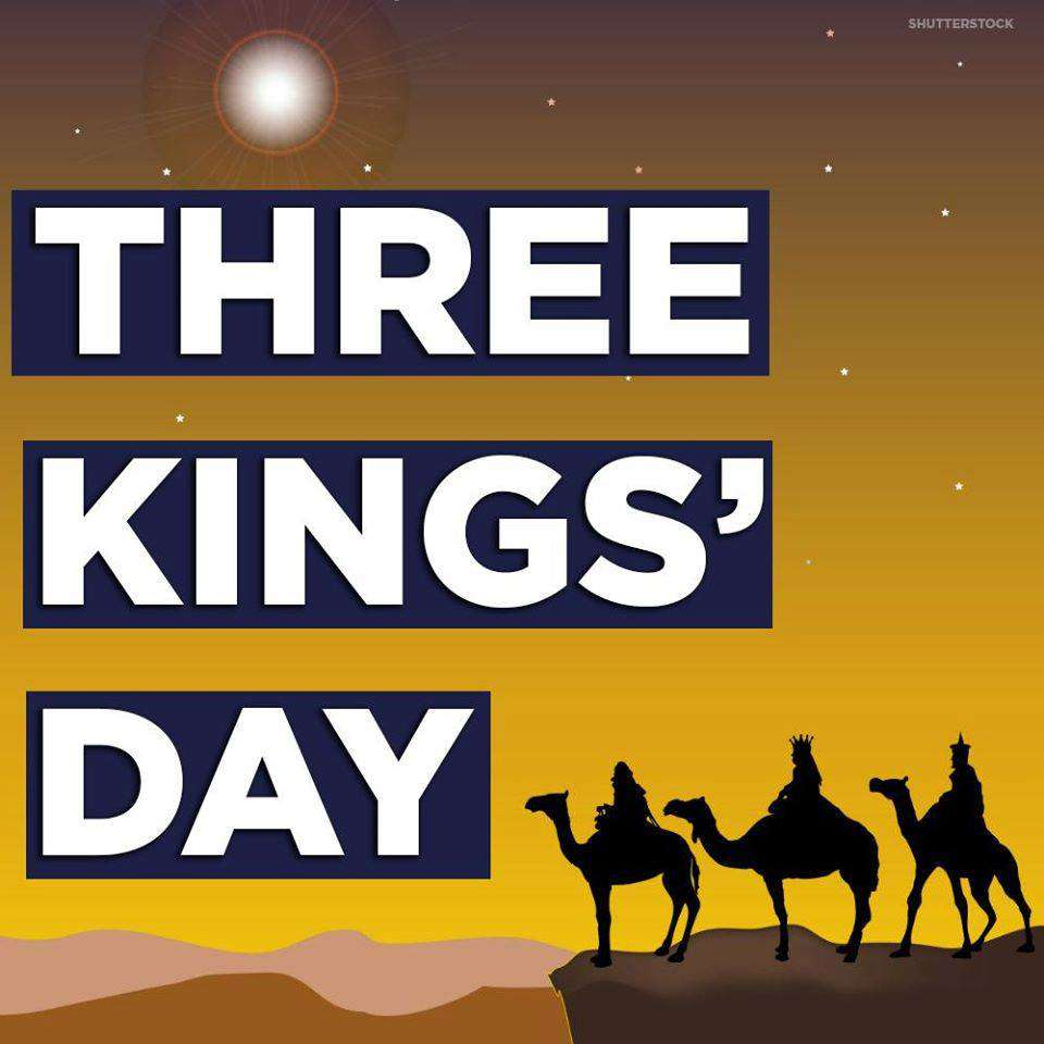 Three Kings Day Wishes Images