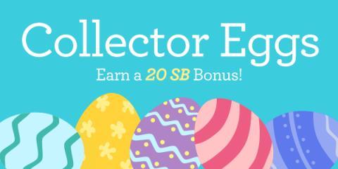 Swagbucks Easter Egg Hunt