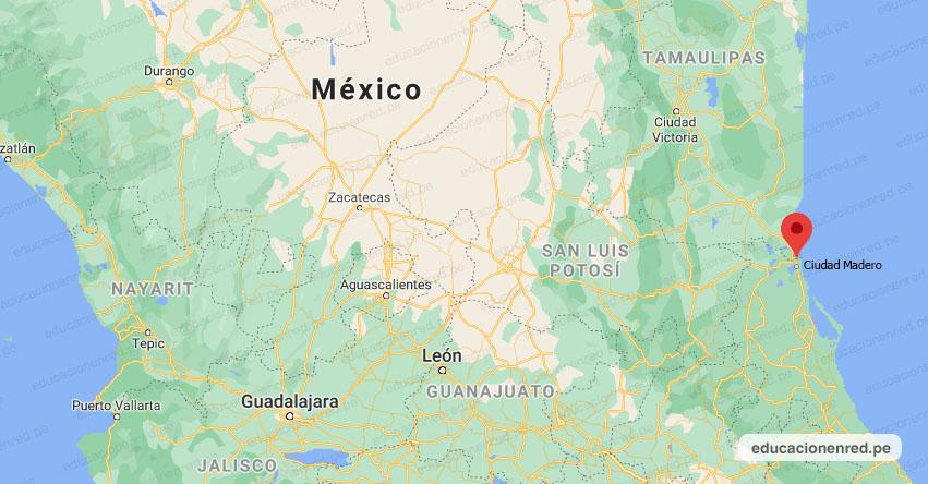 Temblor en México de Magnitud 4.2 (Hoy Miércoles 09 Diciembre 2020) Sismo - Epicentro - Ciudad Madero - Tamaulipas - TAMPS. - SSN - www.ssn.unam.mx
