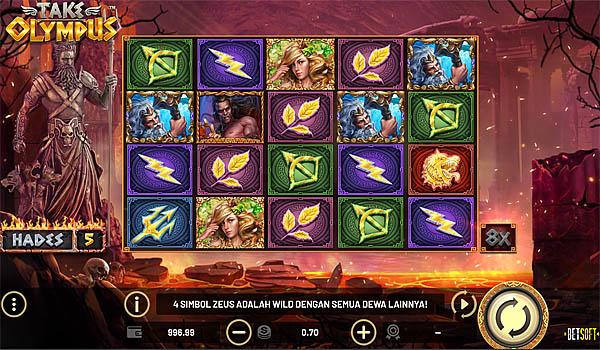 Main Gratis Slot Indonesia - Take Olympus Betsoft