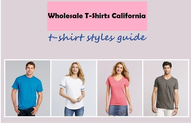 Why Are Wholesale T-Shirts in Fullerton, California Popular