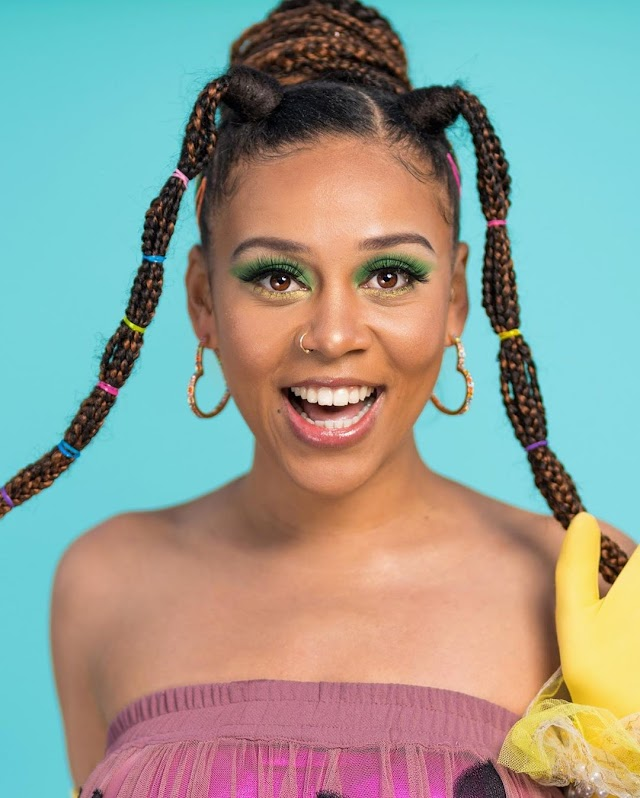 Sho Madjozi assina contrato com a Epic Records